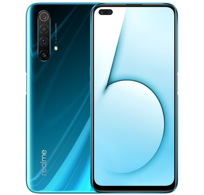 Realme X50 5G with Dual Front Cameras and Snapdragon 765G Announced