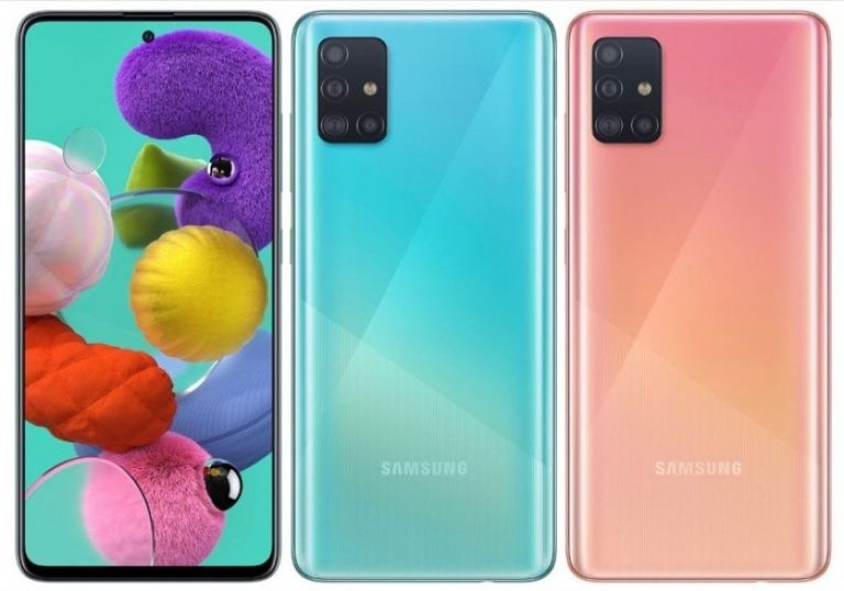 Samsung Galaxy A51 with 48MP Quad Rear Cameras Launched in India for Rs 23,999