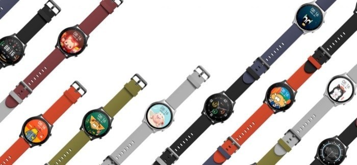 Xiaomi Mi Watch Color with 14-Day Battery Life Announced