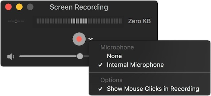 How to Record Internal Audio during Screen Recording on MacOS