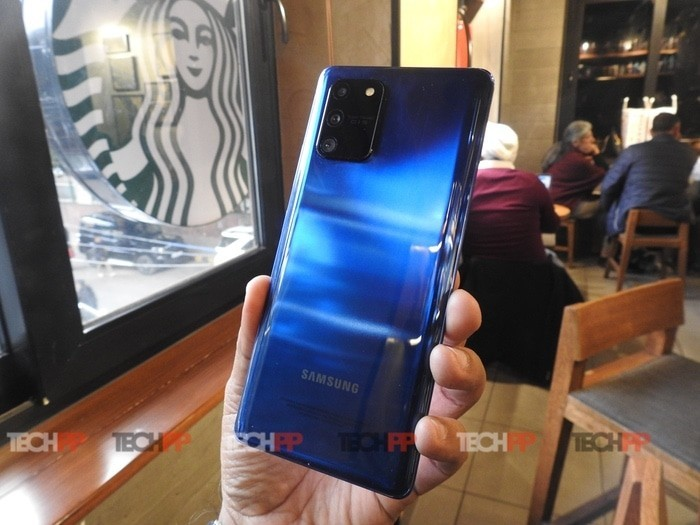 [First Cut] Samsung Galaxy S10 Lite: Samsung's Sally into OnePlus land