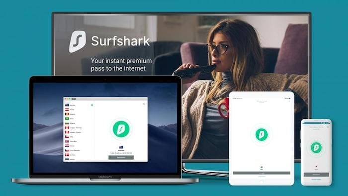 Surfshark VPN: Ride the VPN wave like a boss