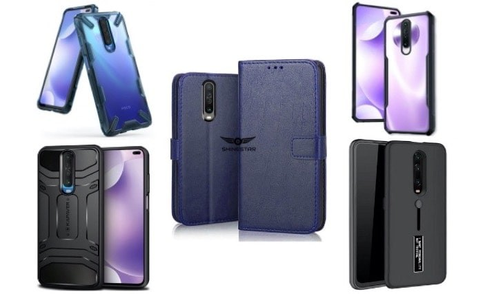 Best Cases and Covers for Poco X2 1