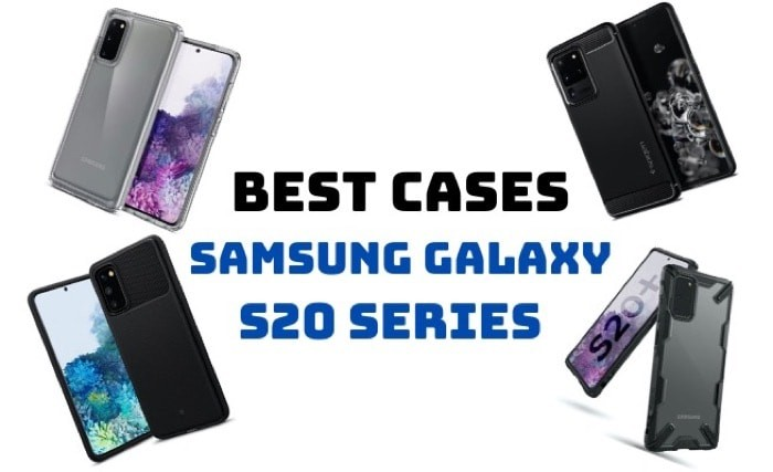 Best Cases and Covers for Samsung Galaxy S20 Plus Ultra 1