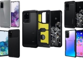 Best Cases and Covers for Samsung Galaxy S20, S20 Plus, and S20 Ultra