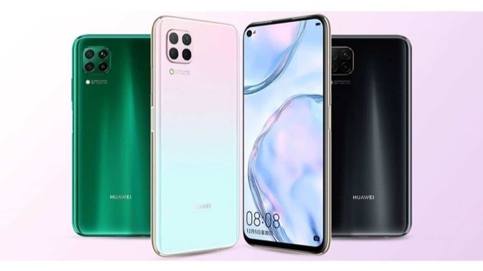 Huawei P40 Lite with Kirin 810 and Quad Rear Cameras Announced