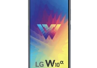 LG W10 Alpha with 5.7-inch Display and 3450mAh Battery Launched in India