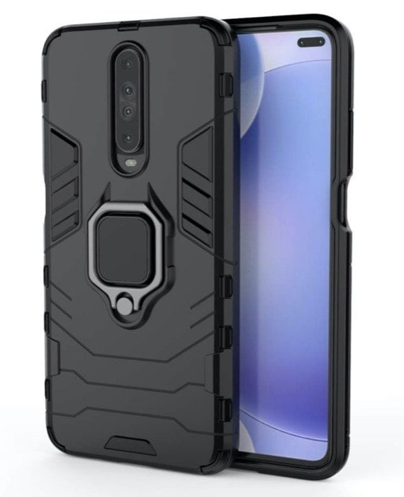 Lustree Double Layer Protective Case