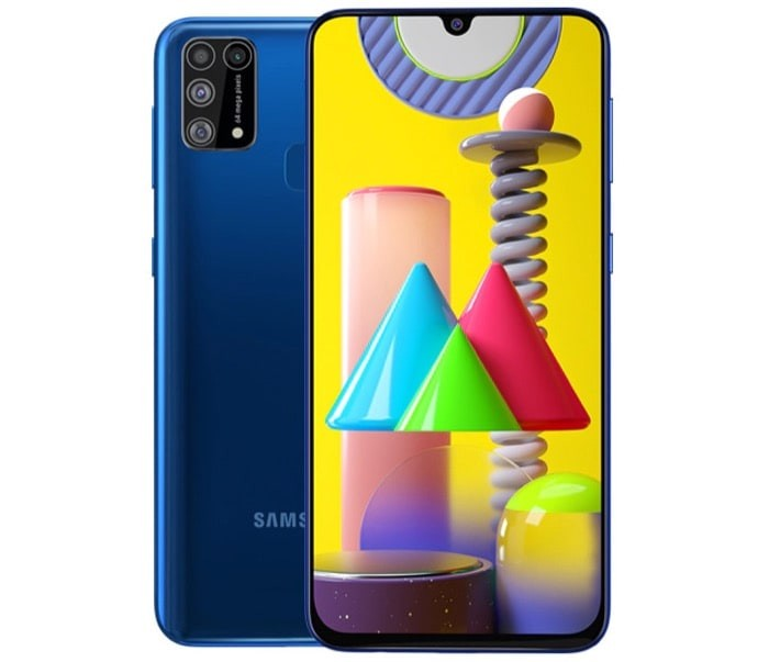 Samsung Galaxy M31 with Quad Rear Cameras and 6000mAh Battery Launched in India