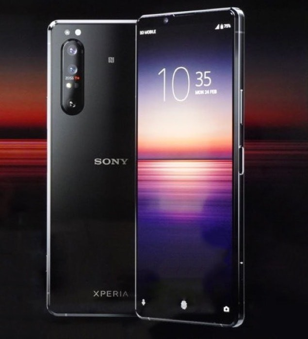 Sony Announces Xperia 1 II with Snapdragon 865 and Camera Tech Borrowed from Alpha Series