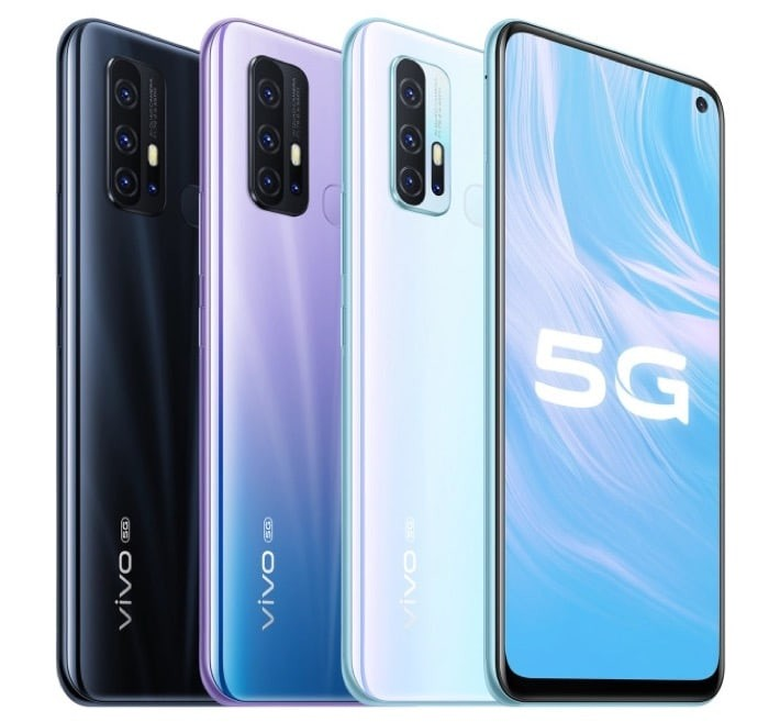 Vivo Z6 5G with Snapdragon 765G and 48MP Quad Cameras Announced