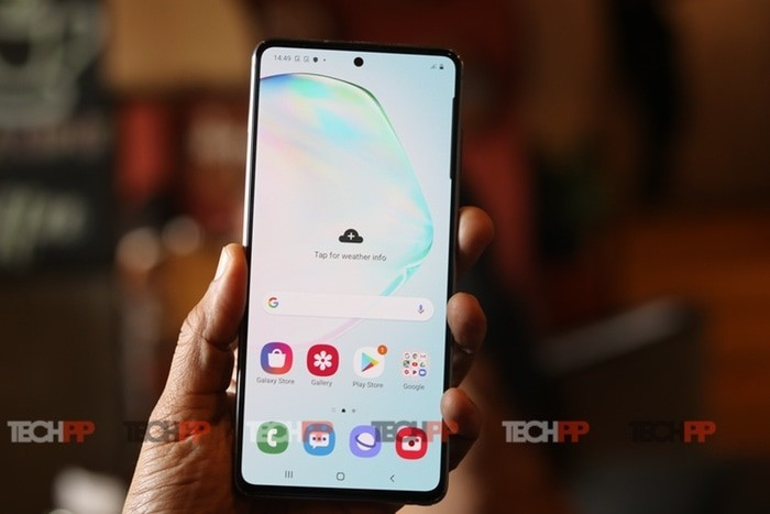 samsung galaxy note 10 lite review 4