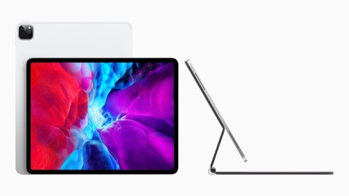 All-New iPad Pro with A12Z Bionic Chip and LiDar Camera Announced