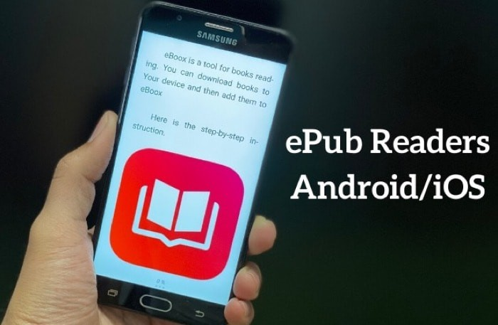 Best ePub Readers for Android and iOS