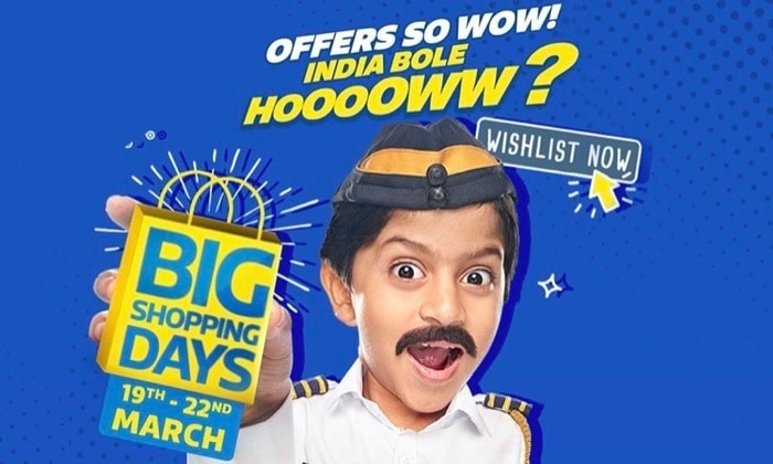 Flipkart Big Shopping Days 2020: Best Deals on Smartphones, Laptops, Wearables, and more