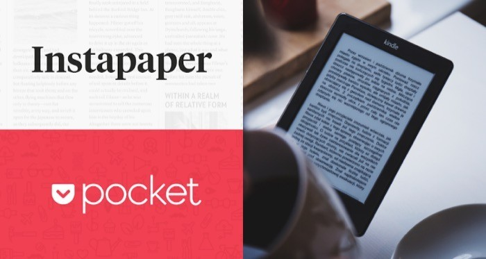 How to Read Instapaper and Pocket Articles on Kindle