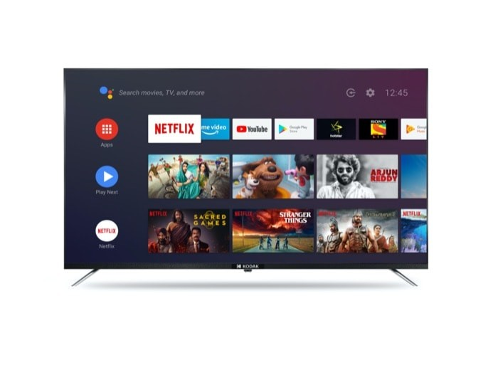 Kodak CA Series Android TV with 4K and Dolby Vision Launched in India