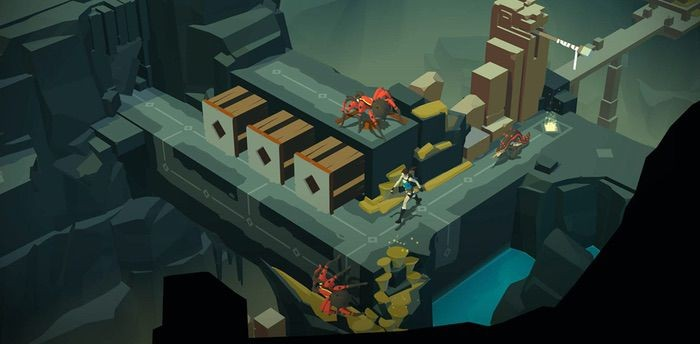 LaraCroft Go and Monument Valley 2 Now Free on Android, iOS