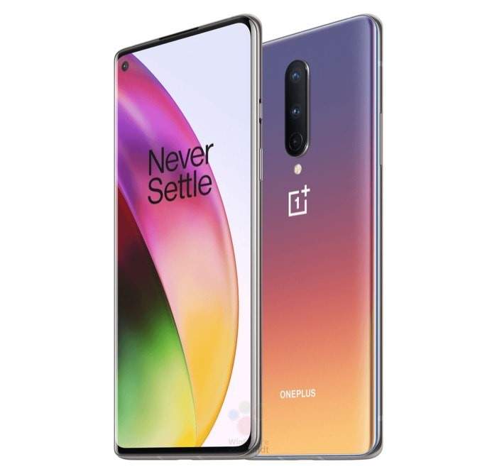 OnePlus 8 Official Renders and OnePlus 8 Pro Leaked Camera Specifications Detailed