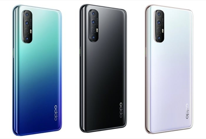 Oppo Reno3 Pro with 44MP Dual Selfie Cameras Launched in India