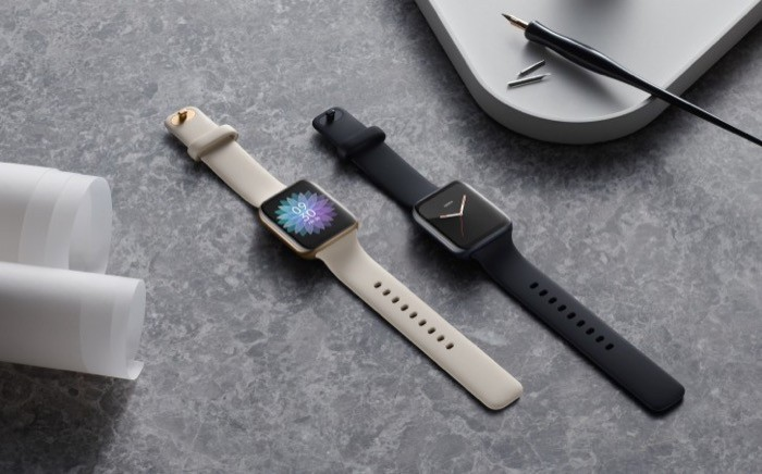Oppo Watch with ECG capabilities and eSIM support Announced