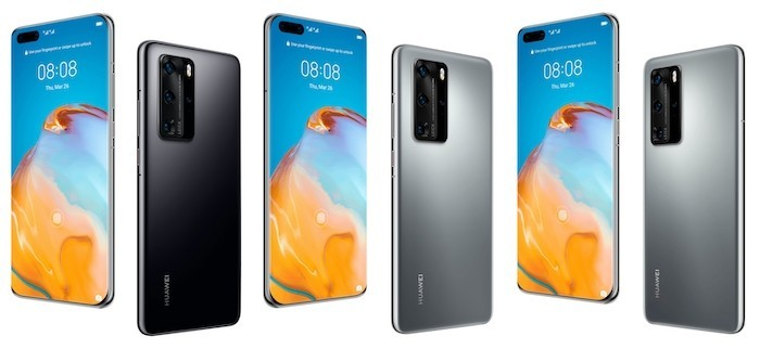 Huawei P40 and P40 Pro Specifications Leaked before Launch on March 26