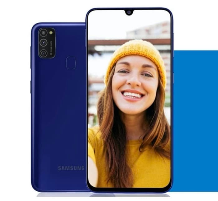 Samsung Galaxy M21 with 6000mAh Battery and Triple Rear Cameras Launched