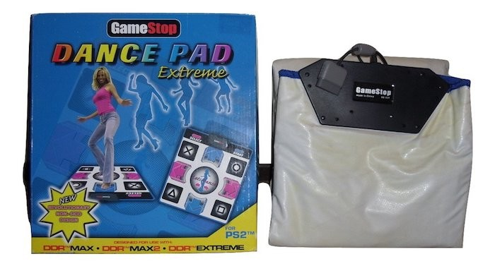 ps2 dance pads