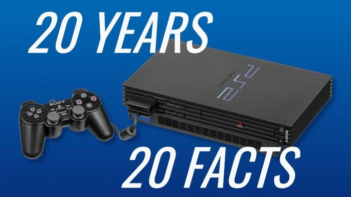 PS2: I love you! 20 years, 20 facts about the PlayStation 2
