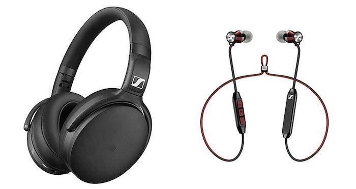 2 Awesome Sennheiser Bluetooth earphones for less than Rs 12,000 [Deal]