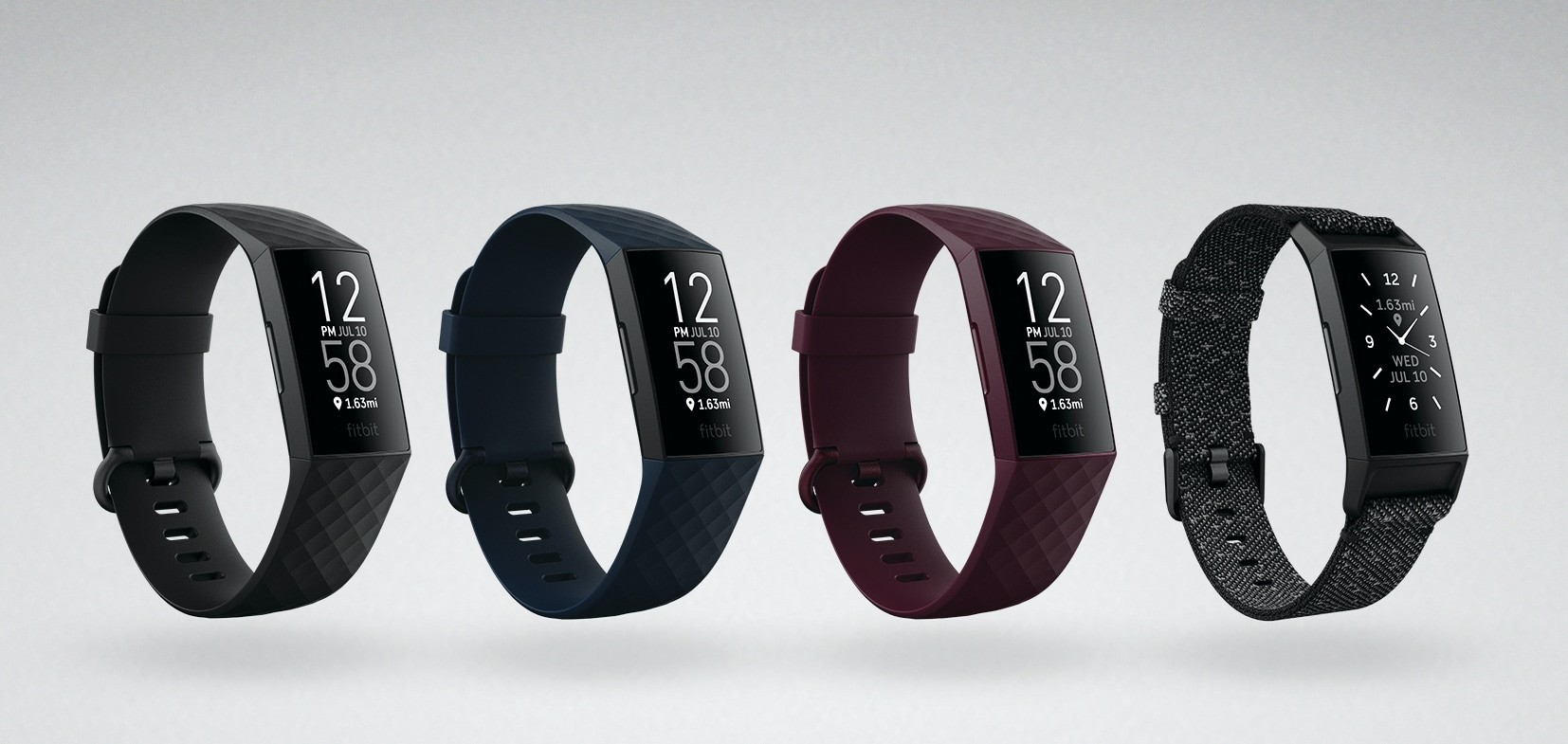 Fitbit Charge 4 with Built-in GPS and 7-day Battery Life Announced