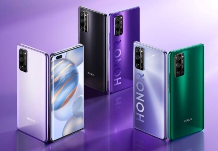 Honor 30 launched alongside Honor 30 Pro and Honor 30 Pro+ in China