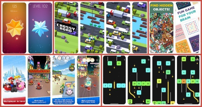 Top 15 Hyper Casual Games for iOS 1