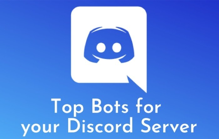 Top Discord Bots for your Discord Server