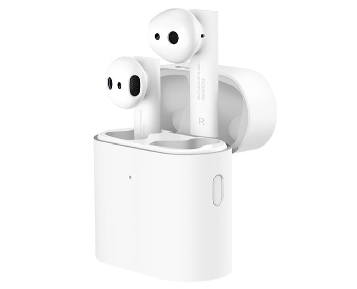 Xiaomi Mi AirDots Pro 2s with ENC and Wireless Charging Announced