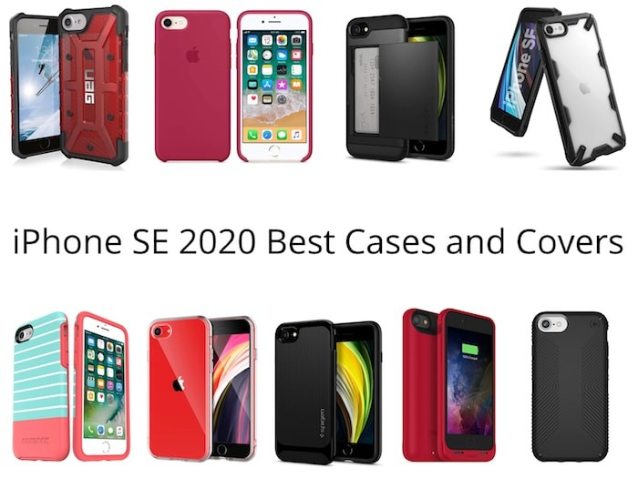 12 Best Cases and Covers for iPhone SE 2020