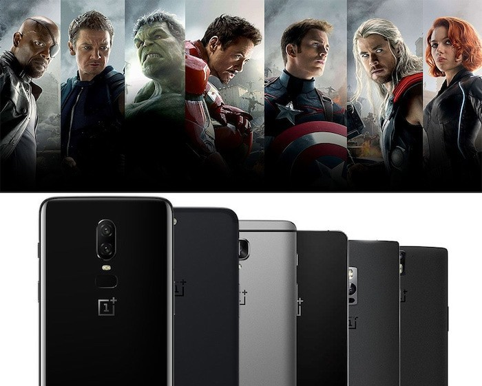 Never Settlers, Assemble! A look back at OnePlus Models, Avengers Style