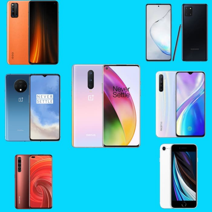 Six phones that could unsettle the OnePlus 8 in India
