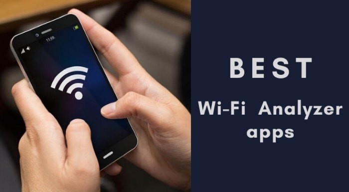 Best Wi Fi analyzer apps Android iOS