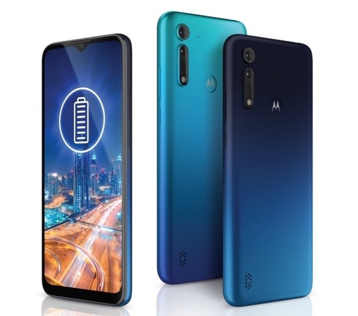 Moto G8 Power Lite with Triple Rear Cameras Launched in India for Rs 8,999