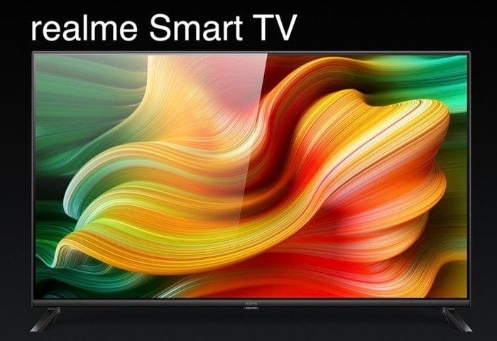 Realme Smart TV with AndroidTV and Dolby Audio Launched in India