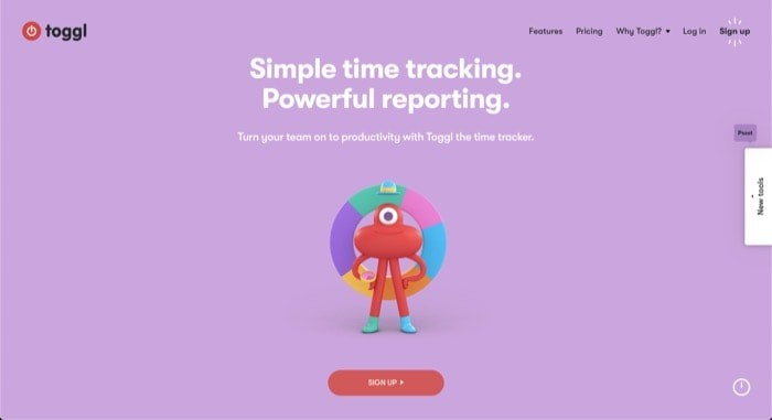 Toggl-Time-Tracking-App