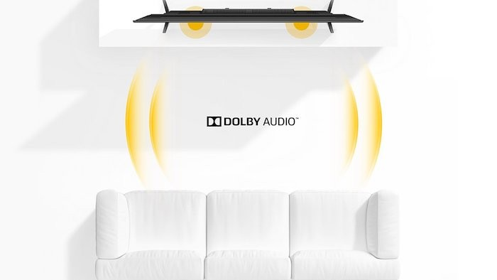 realme tv dolby audio