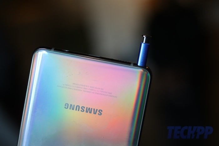samsung galaxy note 10 lite review 2