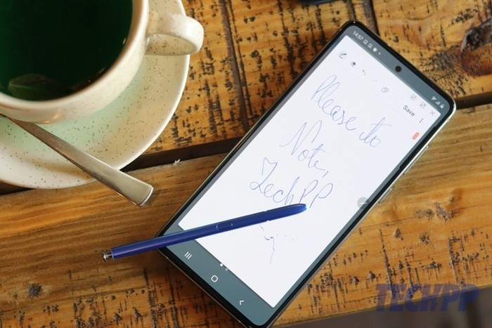 samsung galaxy note 10 lite review 9