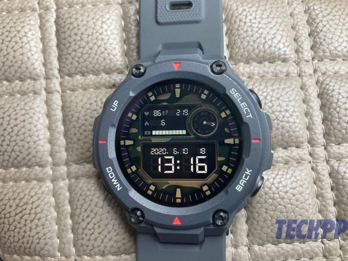 Amazfit T-Rex Review: The G-Shock is now Smart!