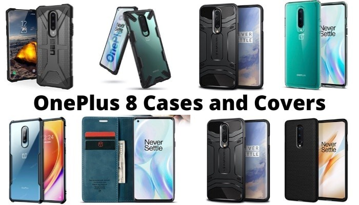Best OnePlus 8 Cases and Covers