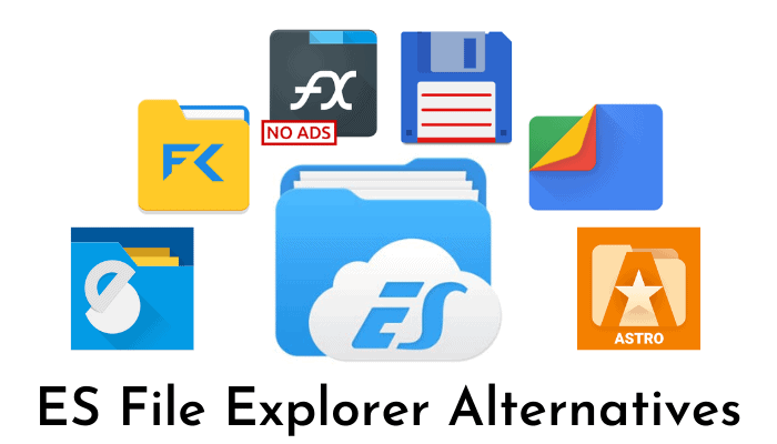 Best ES File Explorer Alternatives in 2021