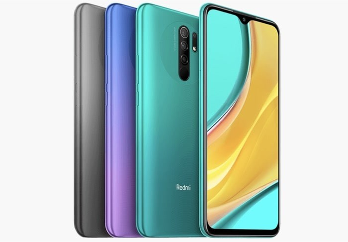 Redmi 9 with Quad Rear Cameras Announced: Price, Specifications