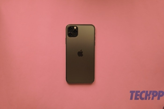 iPhone 11 Pro Max Pink